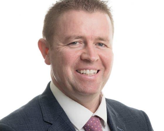 Alan Loughrey – Managing Director