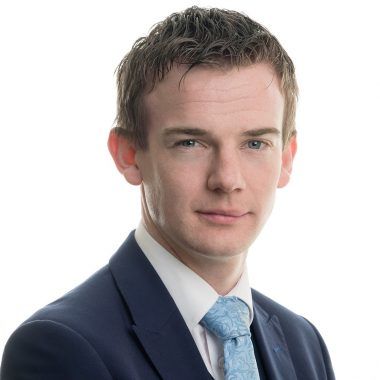 Gerard Mahon – Negotiator & Valuer